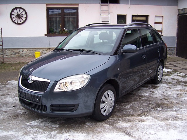 Škoda Fabia 1.4 16V Combi AMBIENTE