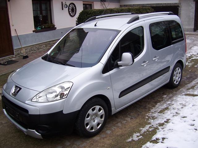 Peugeot Partner 1.6 16V 80kw TeePee