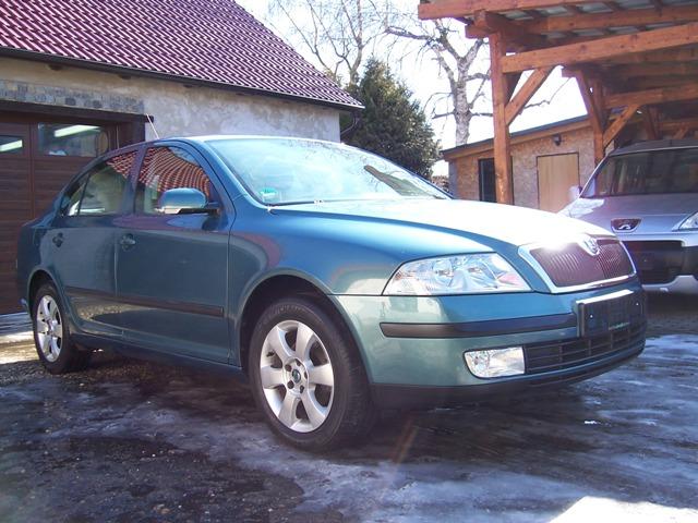 Škoda Octavia 1.6MPi Ambiente