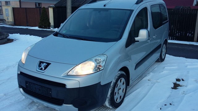 Peugeot Partner 1.6 16V TeePee