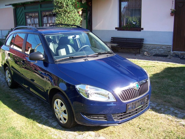 Škoda Fabia 1.4 16V Combi