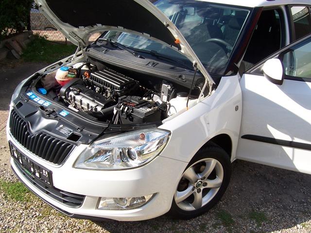 Škoda Fabia 1.4 16V 63KW Ambiente