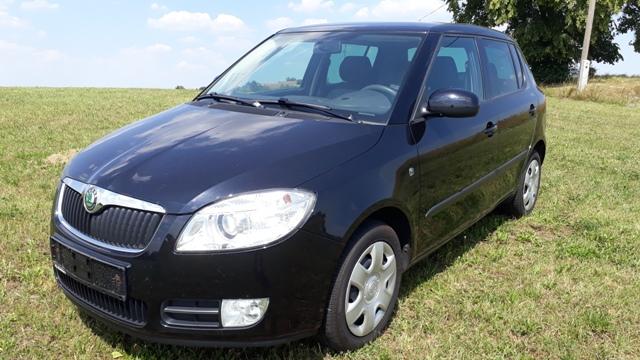 Škoda Fabia 1.6 16V Ambiente