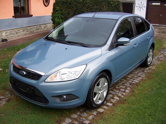 Ford Focus 1.6 16V Style 2008 TOP!