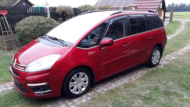 Citroen Grand C4 Picasso 2.0HDi 110KW Facelift