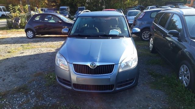 Škoda Fabia 1.4 16V Ambiente