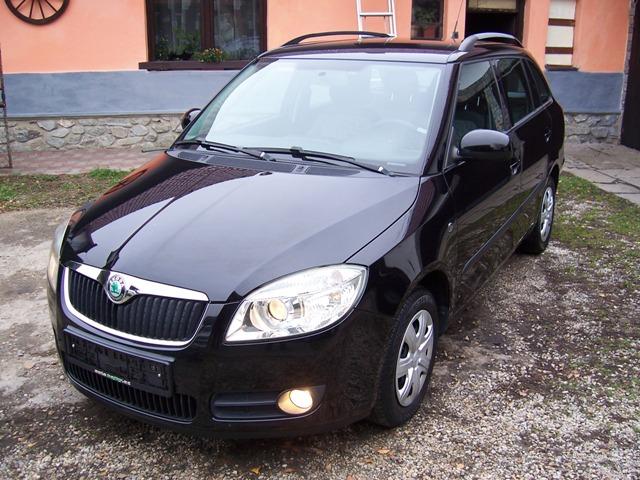 Škoda Fabia 1.4 16V Combi Ambiente 2010