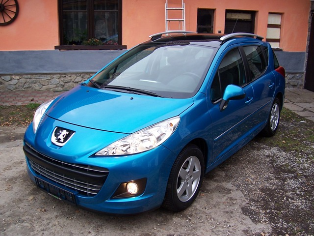 Peugeot 207 SW 1.4 16V Panorama 2012
