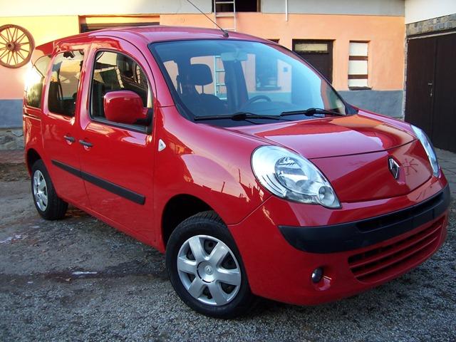 Renault kangoo 1.6 16V klima 2011
