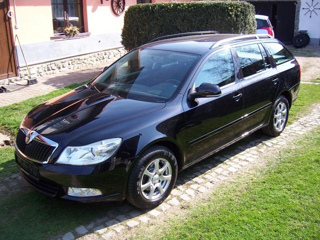 Škoda Octavia 1.6i Ambiente