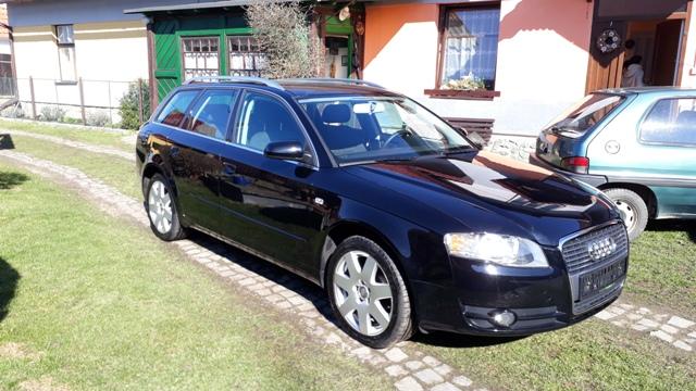 Audi A4 1.6i Avant jen 106500km