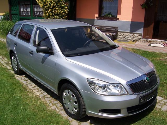Škoda Octavia 1.6MPi Classic