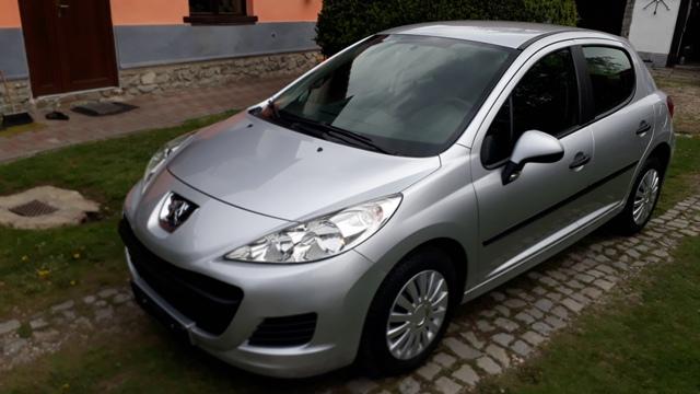 Peugeot 207 grand filou