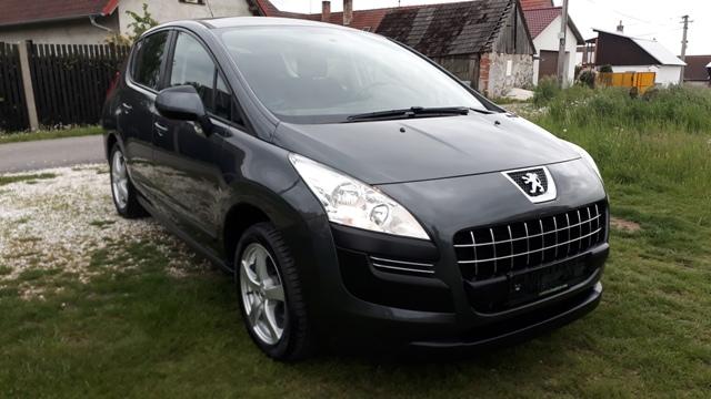 Peugeot 3008 1.6 16V Tendance 81500km!