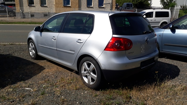 VW Golf 1.4 16V Comfortl.United