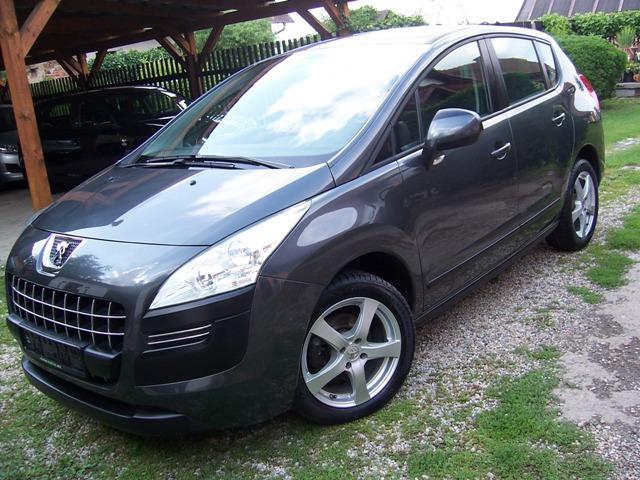 Peugeot 3008 1.6 16V jen 80tis.km TOP stav!