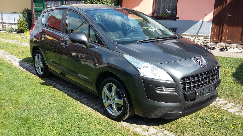 Peugeot 3008 1.6 16V jen 80tis.km TOP!