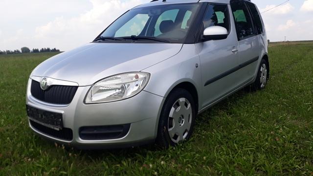 Škoda Roomster 1.4 16V Style