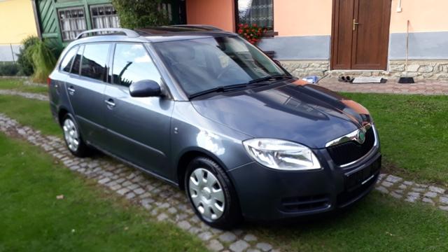 Škoda Fabia 1.6 16V Ambiente Automat