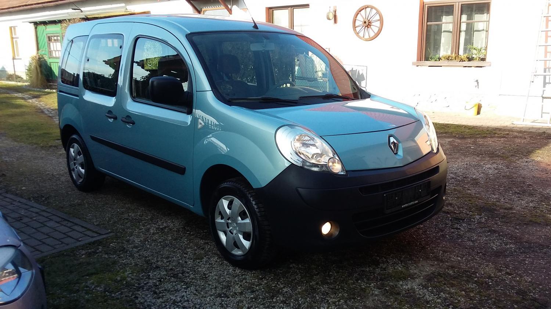 Renault Kangoo 1.6 16V 78KW