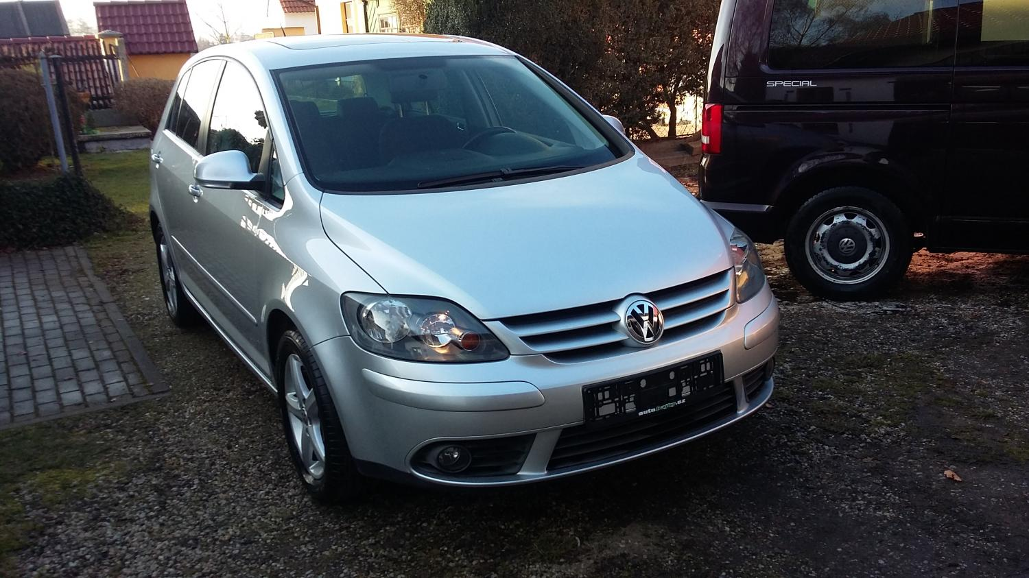 Volkswagen Golf Plus 1.4 16V Trendline TOUR