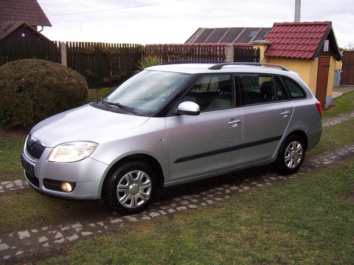 Škoda Fabia 1.6 16V Ambiente Automat!