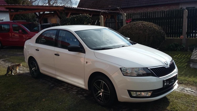 Škoda Rapid 1.2Tsi Active