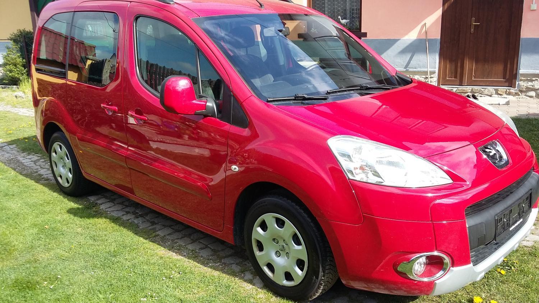 Peugeot Partner Tepee 1.6 16V Tendance