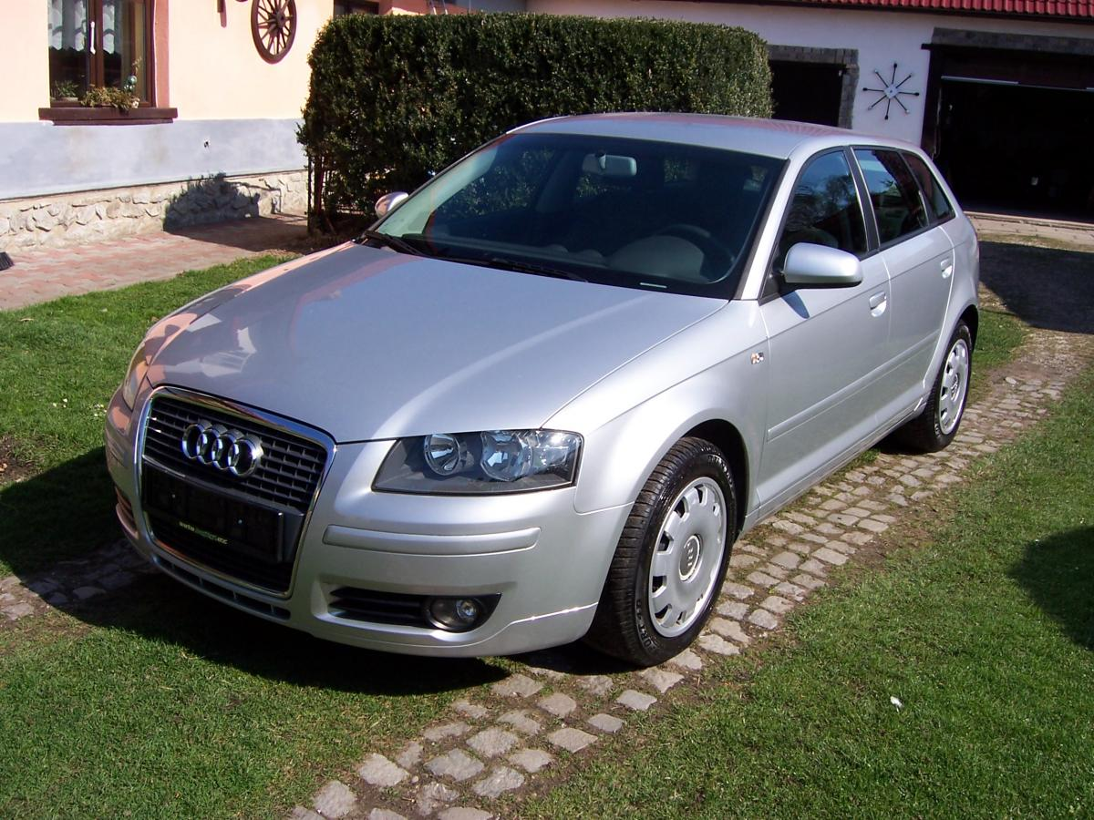 Audi A3 1.6i SPORTBACK