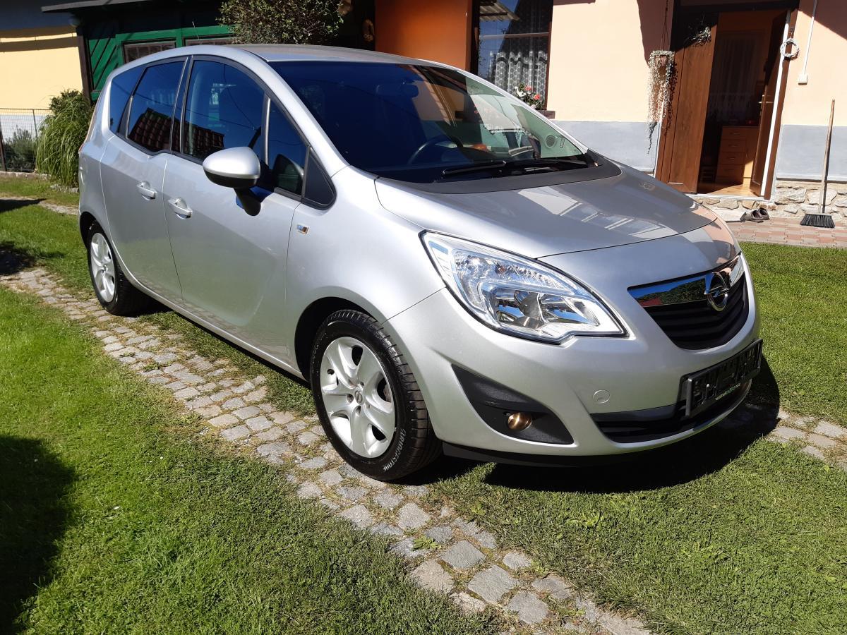 Opel Meriva B 1.4 16V Edition provoz 2012!TOP Stav!