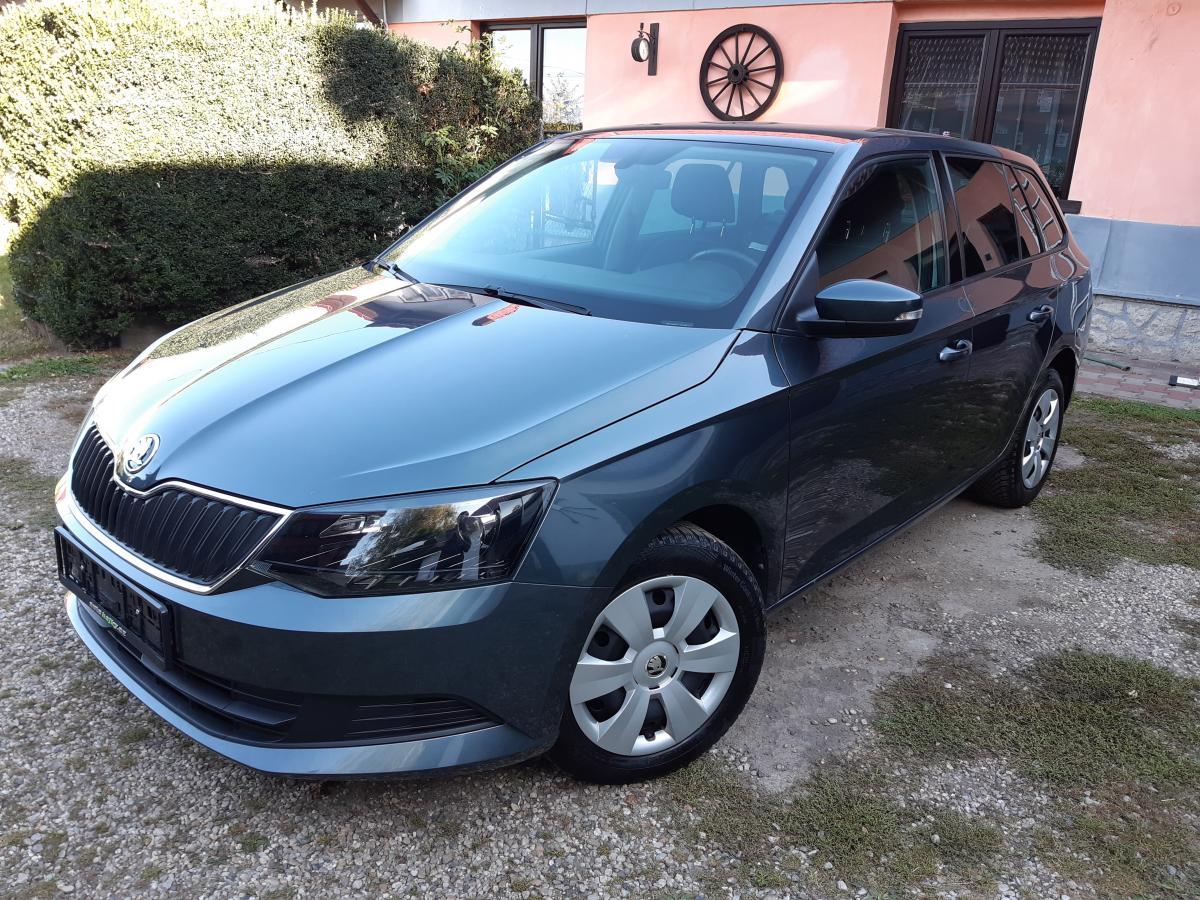 Škoda Fabia III 1.0MPi Ambiente TOP!