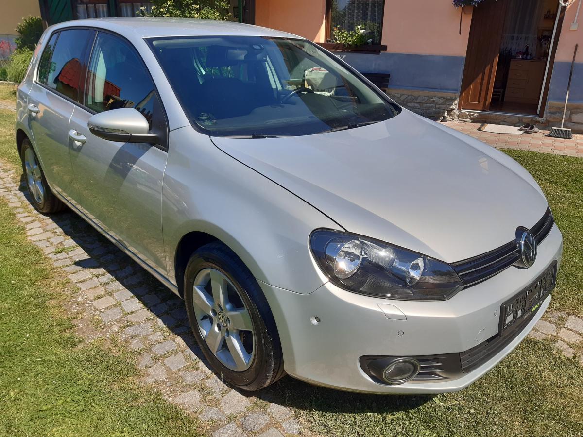 VW Golf 1.4Tsi 90KW TEAM Comfortline