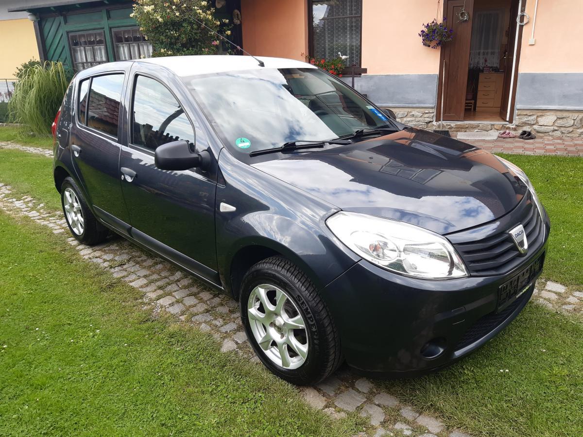 Dacia Sandero 1.2i Klíma 2011