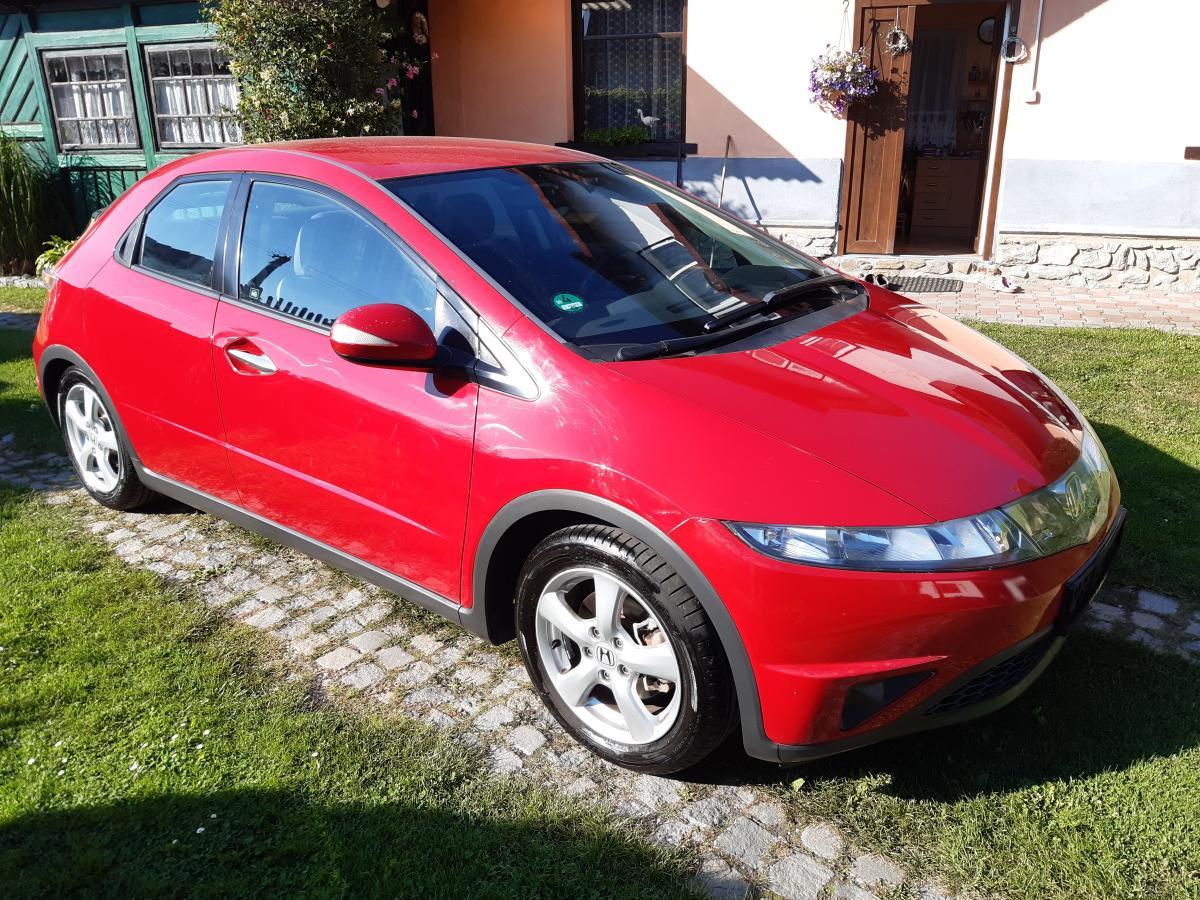 Honda Civic 1.4i-DSi Comfort