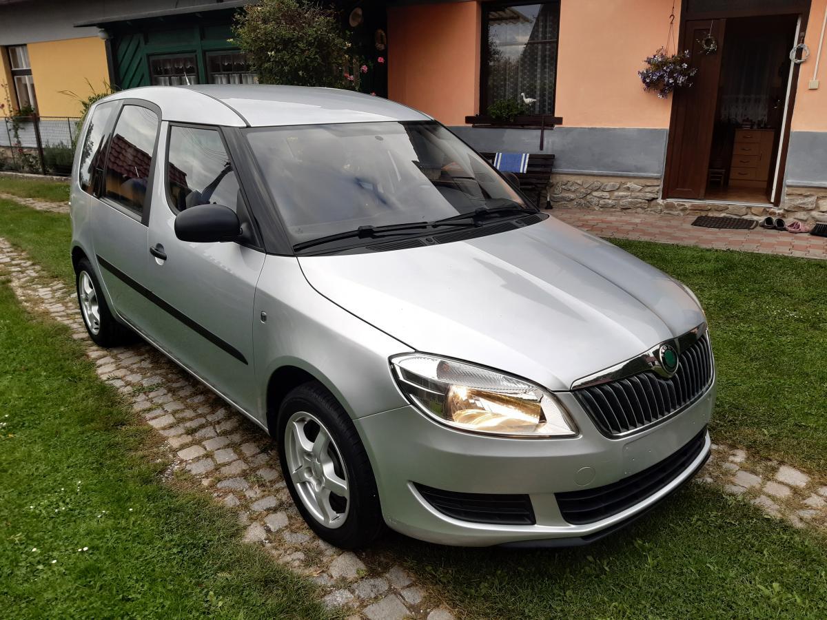 Škoda Roomster 1.2TSi Active