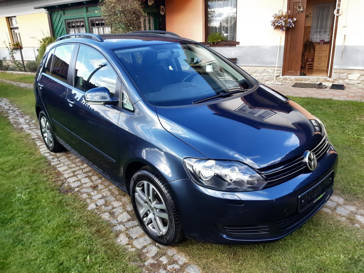 Volkswagen Golf Plus 1.4Tsi Comfortline
